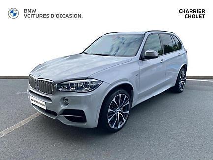 BMW X5 M50d 381 ch
