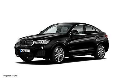 BMW X4 xDrive20d 190 ch Finition M Sport