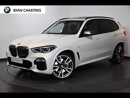 BMW X5 M50d 400 ch