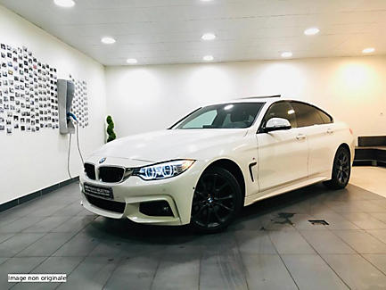 BMW 420d xDrive 190 ch Gran Coupe Finition M Sport