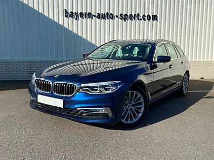 BMW 530d 265 ch Touring Finition Luxury (tarif fevrier 2018)