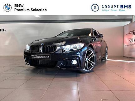 BMW 418d 150 ch Gran Coupe Finition M Sport