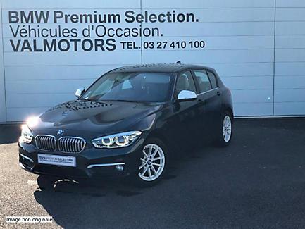 BMW 116d EfficientDynamics Edition 116 ch cinq portes Finition UrbanChic