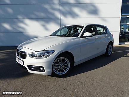 BMW 114d 95 ch cinq portes