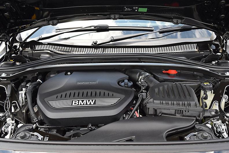 F40 118d Sports Hatch 5-door B47 2.0d