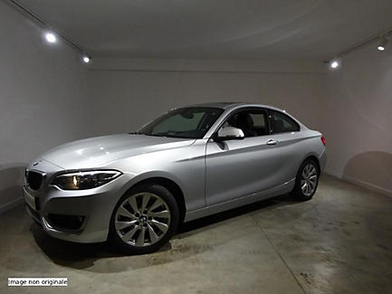 BMW 218d 150 ch Coupe Finition Lounge