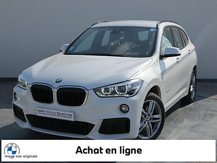 BMW X1 xDrive20d 190ch Finition M Sport