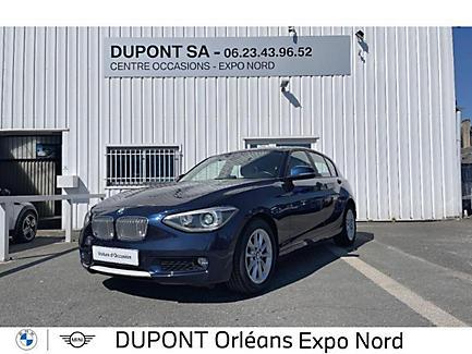 BMW 118d 143ch cinq portes Finition UrbanLife