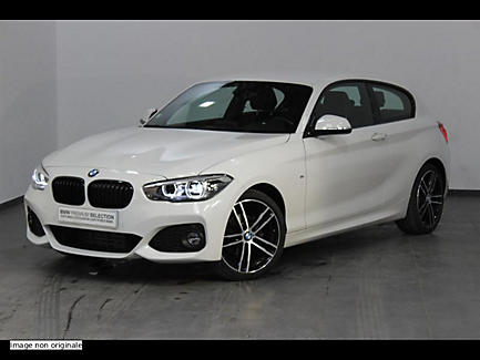 BMW 118d 150 ch trois portes
