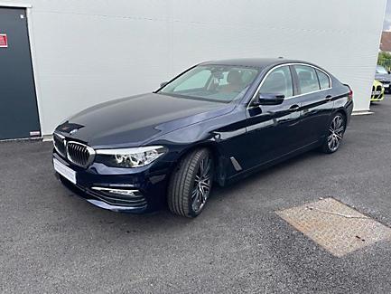 BMW 520d EfficientDynamics Edition Finition Business (Entreprises)