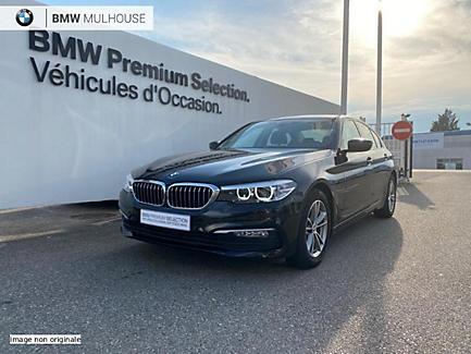 BMW 520d 190 ch BVM Berline