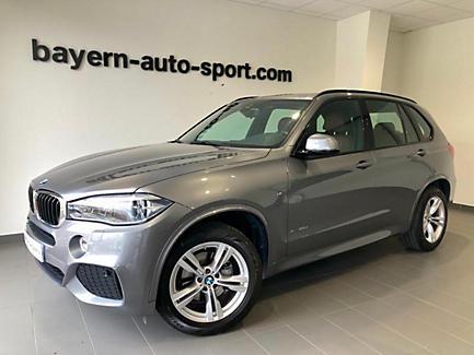 BMW X5 xDrive25d 231 ch Finition M Sport