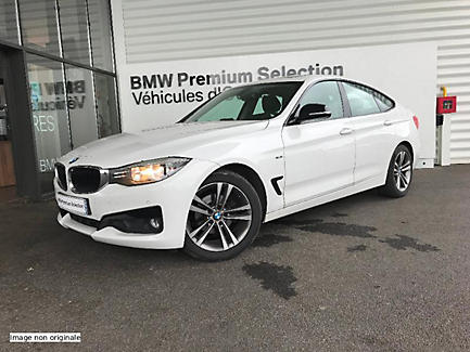BMW 318d 143 ch Gran Turismo Finition Sport