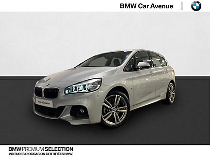 BMW 220i 192ch Active Tourer Finition M Sport