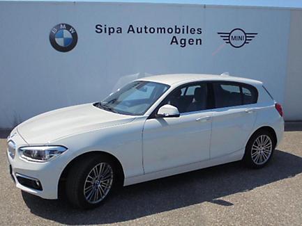 BMW 116i 109 ch cinq portes Finition Urban Chic
