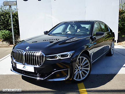 BMW 730d xDrive 265 ch Berline Finition Exclusive