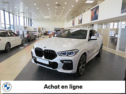 BMW X6 xDrive30d 286 ch Finition M Sport