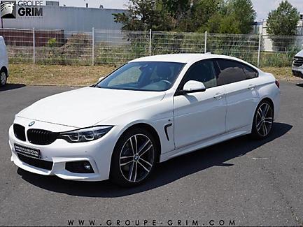 BMW 420d 190 ch Gran Coupe Finition M Sport