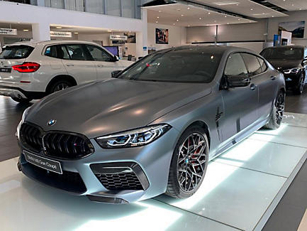 BMW M8 Competition Gran Coupe 625 ch