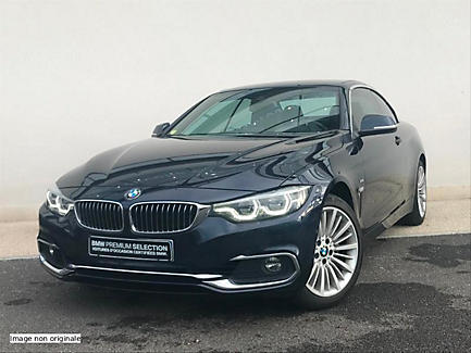 BMW 435d xDrive 313 ch Cabriolet Finition Luxury