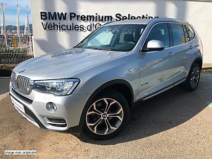 BMW X3 sDrive18d 150 ch Finition xLine