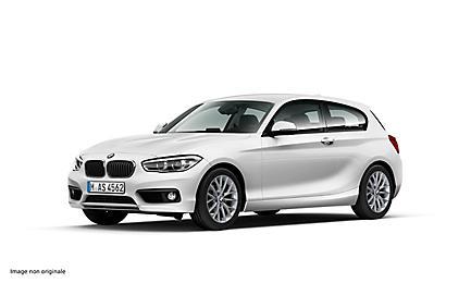 BMW 116d 116 ch trois portes Finition Lounge