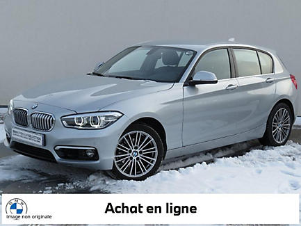 BMW 118d 150ch cinq portes Finition Urban Chic