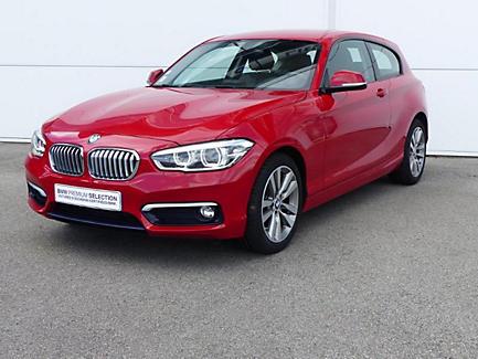 BMW 116d 116 ch trois portes Finition UrbanChic