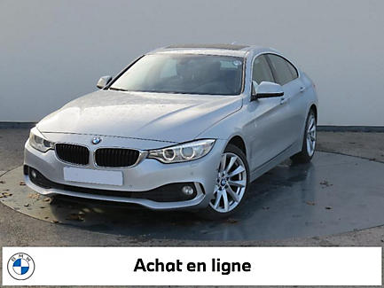 BMW 420d xDrive 190 ch Gran Coupe Edition TechnoDesign