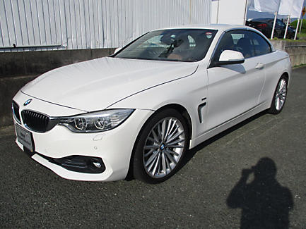 435i Cabriolet Luxury
