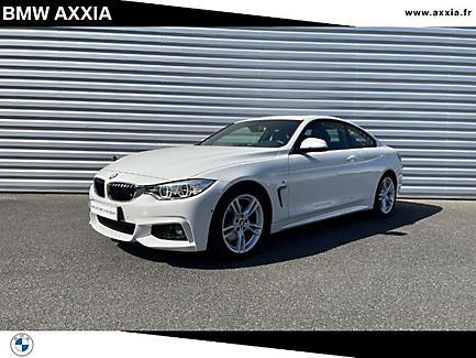 BMW 430d 258 ch Coupe Finition M Sport