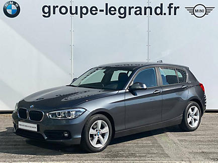 BMW 116d 116ch cinq portes Finition Business Design