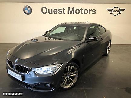 BMW 420d 184 ch Coupe Finition Sport
