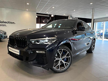 BMW X6 xDrive30d 265 ch