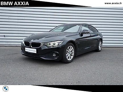 BMW 418d 150 ch BVA Gran Coupe Finition Lounge