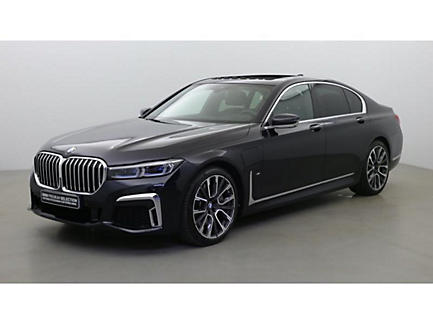 BMW 745e 394 ch Berline Finition M Sport