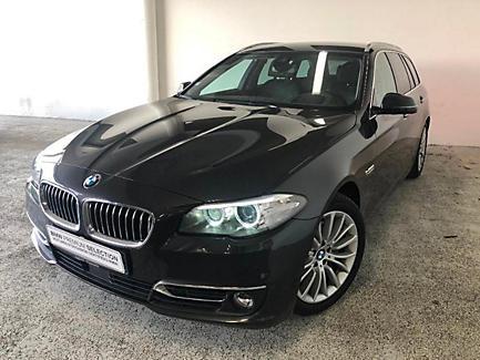 BMW 530d 258ch Touring
