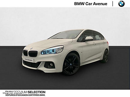 BMW 218d xDrive 150ch Active Tourer Finition M Sport