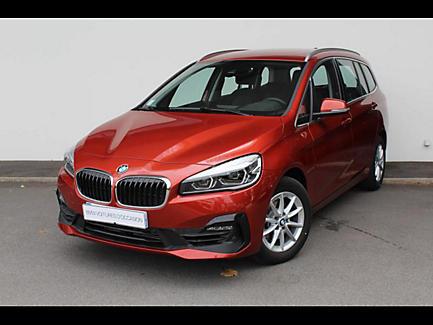 BMW 216i 109 ch Gran Tourer Finition Business Design