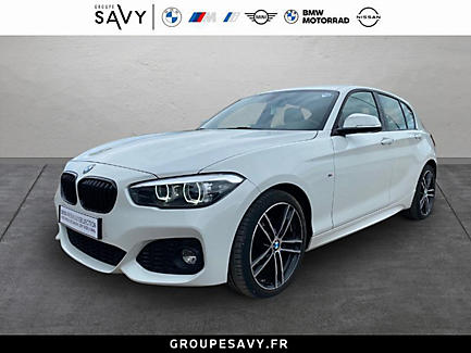 BMW 116i 109 ch cinq portes