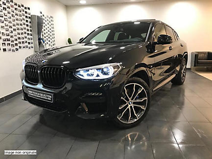 BMW X4 xDrive30d 265 ch Finition M Sport