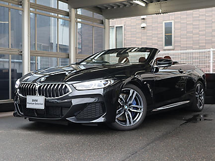 840d xDrive Cabriolet M Sport