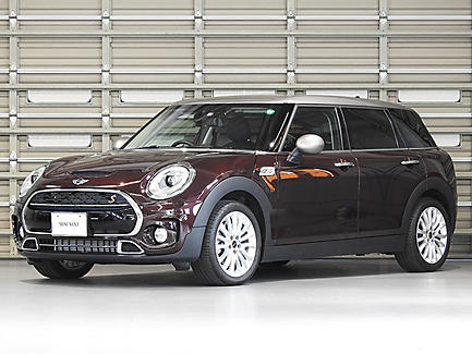MINI COOPER SD CLUBMAN.