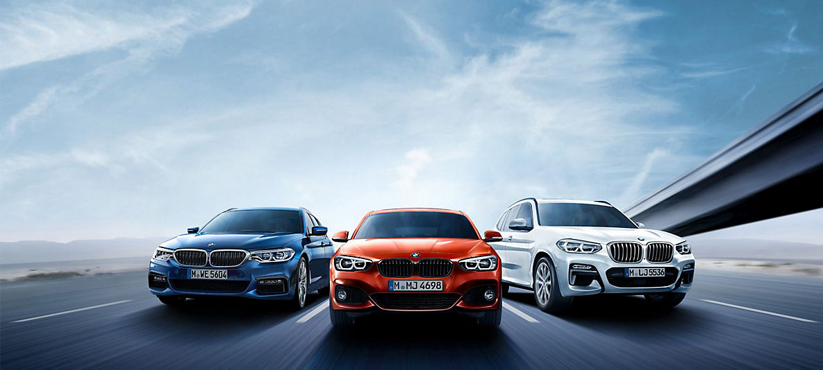 <h1><big>BMW JUNGE GEBRAUCHTE.</big></h1>
