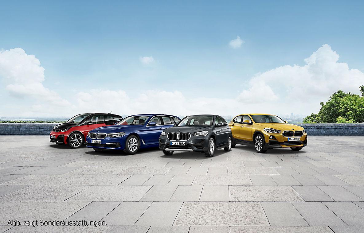 <h1>GROSSE WECHSELWOCHEN BEI BMW.</h1>