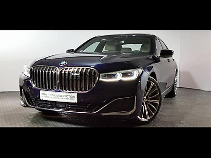 BMW 750i xDrive 530 ch Berline Finition Exclusive