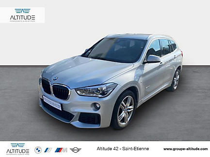 BMW X1 sDrive18i 140ch Finition M Sport