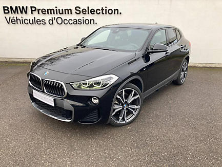 BMW X2 xDrive20d 190 ch Finition M Sport X