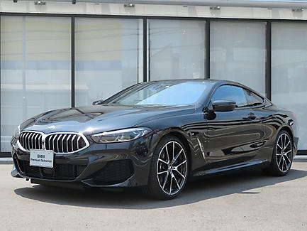 840d xDrive Coupe M Sport