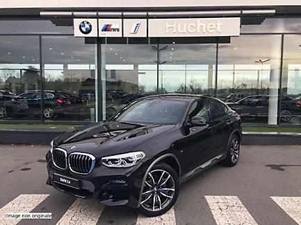 BMW X4 xDrive30d 265 ch Finition M Sport X